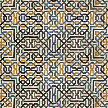 Moors Patroon